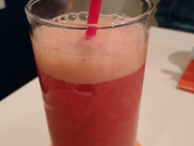 イチゴの季節限定のストロベリー&シトラスミックス!
